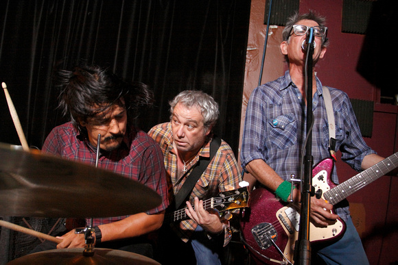 Mike Watt and the Missingmen